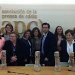 Premios Mujeres Constitucionales 2013, Cádiz