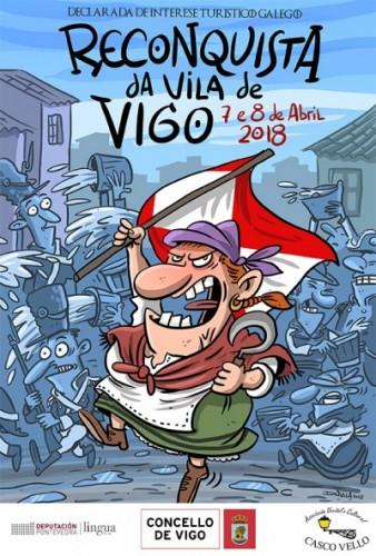 Reconquista de Vigo 2018