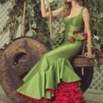 «La mujer flamenca» de Alejandro Núñez