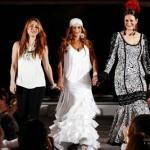 «Hice mi primer traje de flamenca a los 16 años», Cristina Iglesias