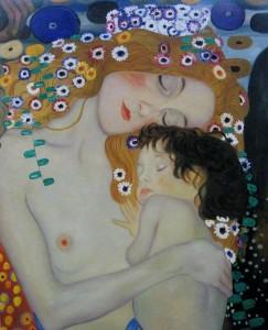 pintura-madre-e-hijoklim-243x300