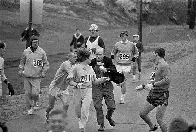 Kathy-Switzer-Boston-Maraton-1967