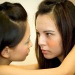 Lesbianas: mujer con mujer